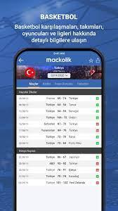 Mackolik für Android - APK herunterladen