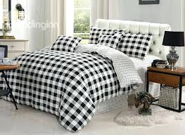black and white striped duvet cover nz metro hotel style black and white mosaic duvet cover