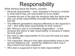 an inspector calls essay social responsibility essay about social responsibility in an inspector calls by j b priestle