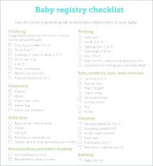 Baby Shower To Do List Baby Shower Guest List Template Baby Shower