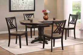 round table with erfly leaf