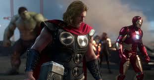 Marvel's <b>Avengers</b> game: Watch the first E3 <b>2019</b> trailer gameplay ...