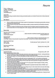 Assistant Principal Resume Sample Sample assistant Principal Resume No Experience Krida 7