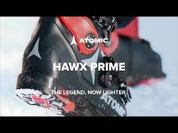 Видеообзор: <b>горнолыжные ботинки Atomic Hawx</b> Prime 2018/19
