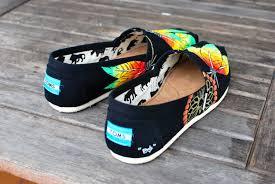 Dream Catcher Toms Rasta style Dream Catcher TOMS B Street Shoes 41
