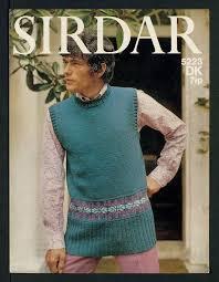 Vintage Knitting Patterns Magnificent Men On Vintage Knitting Patterns Flashbak