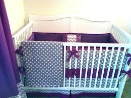 Purple Baby Bedding Sets Pixie Crib Bedding Set In Aqua My Regarding