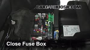 interior fuse box location 2002 2009 chevrolet trailblazer 2006 2003 chevy trailblazer radio fuse location at 2004 Trailblazer Fuse Box