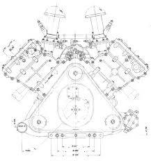 Harley davidson engine blueprints fresh 1967 cosworth dfv blueprints