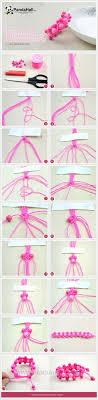 Best 25 Handmade Beaded Bracelets Ideas On Pinterest Handmade
