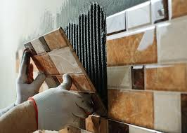 How to grout bathroom tile Caulk The First Stage Of Grouting Bathroom Tiles Is Of Course Laying The Tiles To Begin With When Laying Bathroom Tiles Its Important To Make Sure Each Target Tiles How To Grout Bathroom Tiles Diy Guides Sanctuary Bathrooms