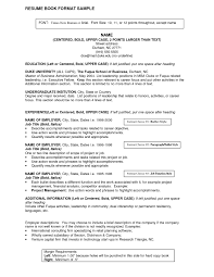 Examples Of Resume Titles .