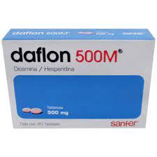 Daflon Para Qué Sirve Dosis Fórmula Y Genérico