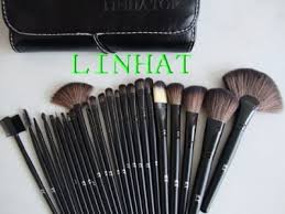 mac makeup brushes set. mac cosmetics lin hat brush 15 pcs makeup brushes set m