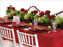 Homemade Xmas Table Decorations| Christmas Home Design Ideas And ...