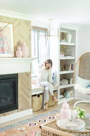 i m honestly so excited to show you our new one room challenge vine summer family room reveal it s so ing too because the entire family helped
