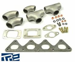 introducing our d i y do it yourself turbo manifold kits many styles and combination s to choose from from tubular sets ups log manifold sets ups