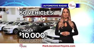 Mark Jacobson Toyota's Indoor Preowned Superstore has the car you ...