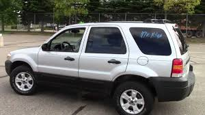 2005 Ford Escape XLT 4WD - YouTube