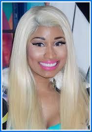nicki minaj makeup fail