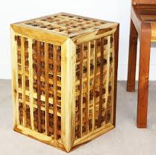 wood furniture carved thai decor or furnishings wall art end table