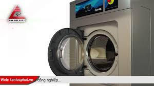 Máy giặt công nghiệp Danube -French cao cấp đã có mặt tại Việt Nam - YouTube