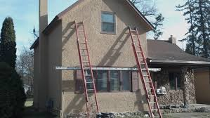 Wall Insulation RetroGreen Energy St Cloud MN - Insulating block walls exterior