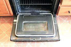 whirlpool oven door replacement the best way to clean your oven door glass slay at home