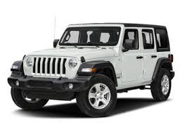 2018 bright white clearcoat jeep wrangler unlimited sahara automatic 4 door 4x4