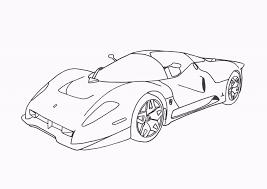 Ferrari Kleurplaten Kleurplateneu Within Auto Kleurplaat Ferrari