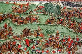 Легенда фактов о Куликовской битве История Общество  Куликовская битва И Блинов 19й в