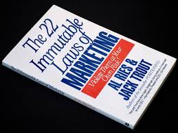 22 Immutable Laws Of Marketing Cliff Notes 22 Immutable Laws Of Marketing By Al Ries