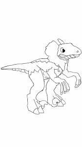 Imaginext Sketch Raptor