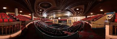 Masonic Temple Theater Balcony View 360 Panorama 360cities