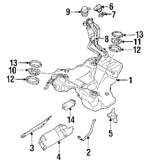com acirc reg audi s fuel system components oem parts diagrams 2004 audi s4 avant v8 4 2 liter gas fuel system components