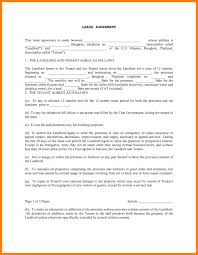 Lease Agreement Format - Radioberacahgeorgia.tk