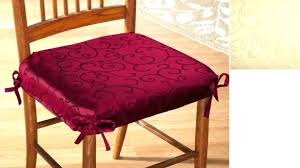 chair cushion covers incredible how to make dining room s