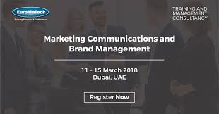 brand management objectives marketing communications and brand management training course