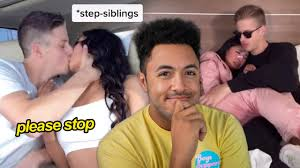 TikTok's Newest Power <b>Couple</b> Are Siblings - YouTube