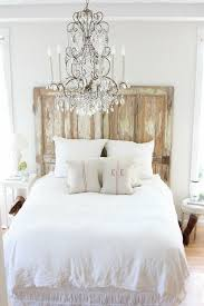appealing awesome shabby chic bedroom. shabby chic bedroom inspiration love the headborad and chandelier contrast u003c3 appealing awesome r