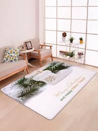 sock decorative home decor area rug multicolor w47 x l63 inch