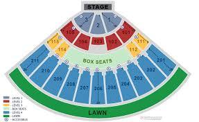 Seating Chart Virginia Beach Amphitheater Travel Guide
