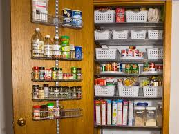 Pantry Door Rack Organizer Organizer: Pictures, Options, Tips \u0026 Ideas   HGTV
