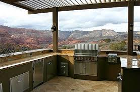 Image result for outdoor kitchen is a great way to upgrade your property