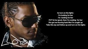 Turn In The Lights Remix Lloyd Turn On The Lights Remix Lyrics Hd