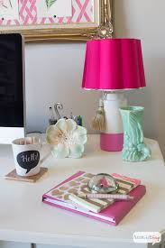 girly office supplies.  Girly Craft Room Ideas U0026 Home Office Design Intended Girly Supplies P