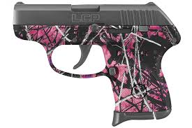 lcp 380 auto black muddy girl camo
