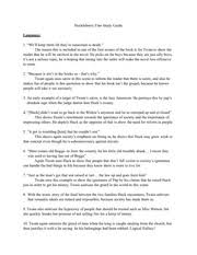 what is the cost of dom argument essay what is the cost of  6 pages huckleberry finn study guide