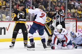 2018 Nhl Second Round Playoff Preview Washington Capitals