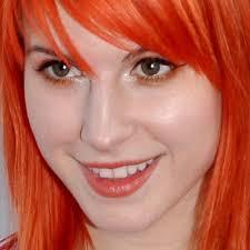 hayley williams makeup
